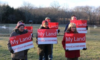 My Land - PennEast Go Home