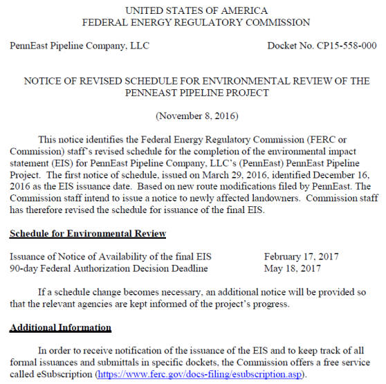 ferc-revised-environmental-review